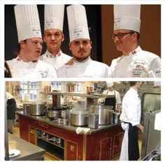 Congratulations to Electrolux ambassadors Chefs Jeppe Foldager and Christoffer Brink who won the Bocuse d'Or Silver 2013!