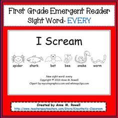 Free Emergent Reader