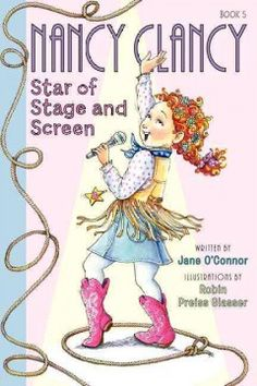 J FIC OCO. Nancy is elated to be in the school play, but when her embarrassing performance is posted on YouTube, she must overcome her shame and embrace her infamy.