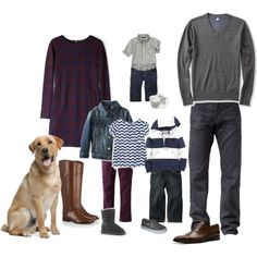"""""""Fall Family Photo Shoot"""" by anniepro on Polyvore"""