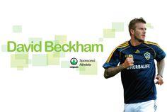 Herbalife and David Beckham