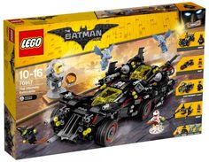 LEGO The Batman Movie 70917 : The Ultimate Batmobile - Juin 2017