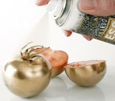 Gold Food Spray* love this for this HOLIDAYS!*