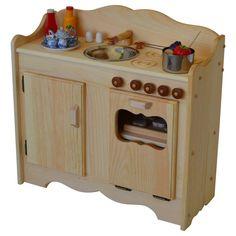 Christina's Wooden Kitchen