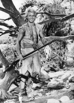 Robert Hoffman as Robinson Crusoe