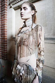 Anne Sophie Madsen A/W 2012