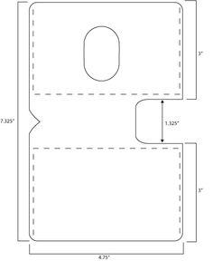 passport holder leather pattern pdf - Поиск в Google