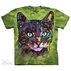 Watchful Cat T-Shirt