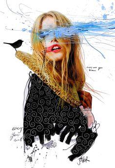 """cordelia"" by Loui Jover   Redbubble"