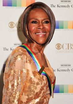 Cicely Tyson at the Kennedy Center Honors