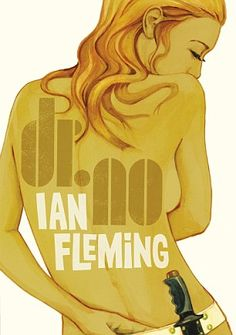 Ian Fleming - Dr. No - Book Cover
