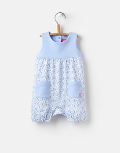 Joules Otilie Baby Girls Hotchpotch Romper Suit in Soft Cotton in Sky Blue Geo | Clothes, Shoes & Accessories, Kids' Clothes, Shoes & Accs., Girls' Clothing (2-16 Years) | eBay!
