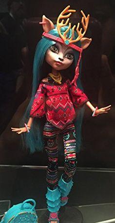 Monster High Monster Exchange Program Isi Doll Monster High http://www.amazon.com/dp/B00QCALDNK/ref=cm_sw_r_pi_dp_jGOQvb0B6M11A