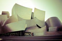 Walt Disney Concert Hall by Frank Owen Gehry