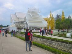 Tailandia - Chiang Rai #voali