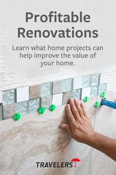 Deciding where to focus your home renovation budget? Find out which home improvement projects may have the highest ROI. Deciding where to focus your home renovation budget? Find out which home improvement projects may have the highest ROI. Home Improvement Loans, Home Improvement Projects, Home Projects, Renovation Budget, Home Remodeling Diy, Kitchen Remodeling, Bathroom Renovations, Up House, Home Upgrades