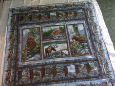 Using Fabric Panels in Quilts