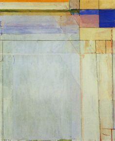 "Richard Diebenkorn - ""Ocean Park #54"""