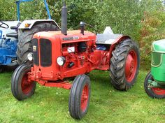 1961 BMC Nuffield 342 tractor