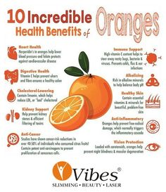 10 incredible #health‬ #benefits of Oranges.... #HealthCare #SkinCare