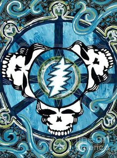 1000+ images about the dead on Pinterest | Grateful Dead, Jerry O ...
