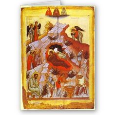 Nativity of Christ Cards from http://www.zazzle.com/christian+christmas+cards