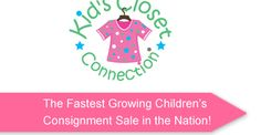 Kids Closet Connection - awesome way to consign and buy kids clothes and toys in awesome condition!