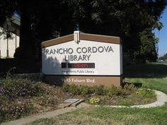 Rancho Cordova Library <3