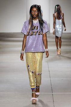 Ashish S/S 15 RTW London Fashion Week