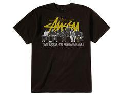 "STUSSY X PRO ERA – ""THE PROGRESSIVE ERA"" T-SHIRT"