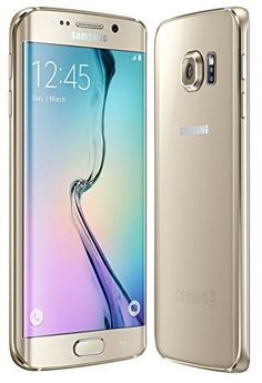 Samsung Galaxy S6 Edge G925F 32GB Unlocked GSM 4G LTE Octa-Core Smartphone – Gold Platinum  INTERNATIONAL VERSION NO WARRANTY