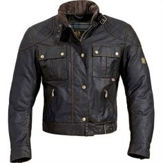 The Belstaff Mojave Brooklands Jacket was made famous in the '60s when it was worn by Steve McQueen when he competed in the Mojave Desert Race in Southern California.