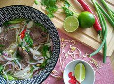 Pho Bo, Ethnic Recipes, Food, Asia, Essen, Meals, Yemek, Eten
