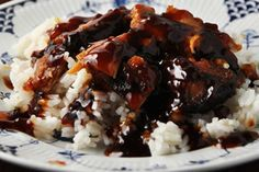 Crock Pot Bourbon Chicken Recipe!