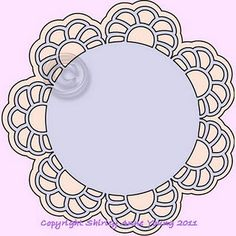 Doily Topper and Mat