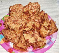The Pastry Chef's Baking: Chocolate Chip Toffee Bars