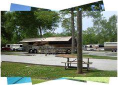 Oak Plantation Campground, Charleston SC
