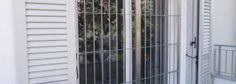 inferriate grate di sicurezza per porte finestre
