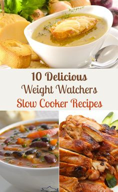 10 Delicious Weight Watchers Slow Cooker Recipes