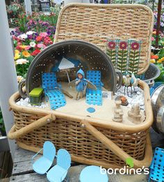 Picnic anyone? Visit us at bordines.com.
