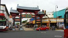 Costa Rica San Jose Chinatown