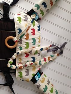Sewing Pattern Beco Gemini or Ergo 360 Top by LittleBoyBlueStitch