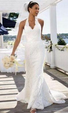 DAVID'S BRIDAL T9512 Talla 4 - De noviaa novia #vestidodenovia #vestidodenoviausado #denoviaanovia