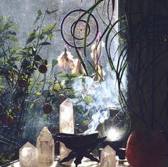 Mystic Crystals