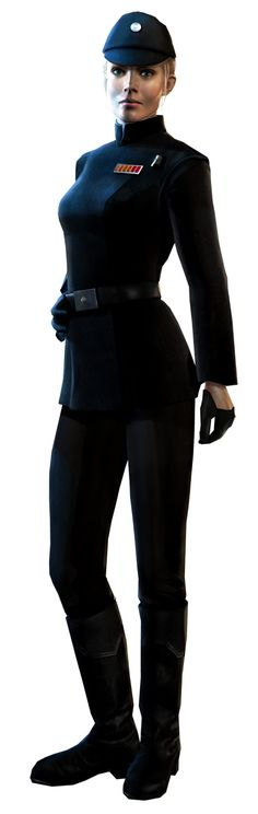 Juno Eclipse was a Human female who served the Galactic Empire as an Imperial officer and pilot...