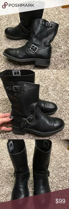 Frye Veronica Short Boots Excellent Condition!! Hardly worn! Frye Shoes