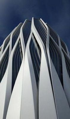 Zaha Hadid was a British-Iraqi architect known for extreme, futuristic designs and the first female recipient of the Pritzker Architecture Prize. Architecture Design, Parametric Architecture, Organic Architecture, Futuristic Architecture, Beautiful Architecture, Contemporary Architecture, Pavilion Architecture, Parametric Design, Chinese Architecture