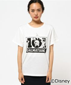 WEGO LADY'S(ウィゴーレディース)の∴WEGO/101 Tシャツ(Tシャツ/カットソー)|詳細画像