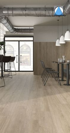 Kitchen Flooring, Home Interior Design, New Homes, Table, Furniture, Home Decor, Houses, Flooring, Kitchens