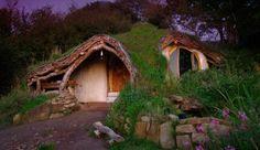 Casa din padure,Tara Galilor, Regatul Unit